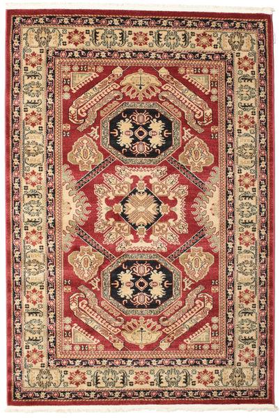 Kazak Mirvan Tapis 160X230 D'orient Rouge Foncé/Rouille/Rouge ( Turquie)