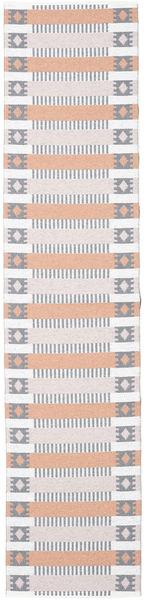 Tapis D'extérieur Tradition - Rouille/Rose Tapis 70X300 Moderne Tapis Couloir Blanc/Crème/Beige ( Suède)