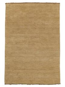 Handloom Fringes - Beige Tapis 200X300 Moderne Beige Foncé/Beige (Laine, Inde)