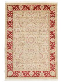 Farahan Ziegler - Beige/Rouge Tapis 160X230 D'orient Beige/Beige Foncé ( Turquie)