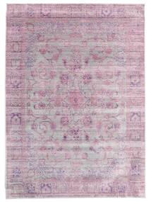 Maharani - Gris/Rose Tapis 200X300 Moderne Rose Clair/Gris Clair ( Turquie)