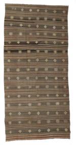 Kilim Semi-Antique Turquie Tapis 172X357 D'orient Tissé À La Main Marron/Gris Clair (Laine, Turquie)