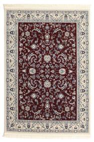 Naïn Florentine - Foncé Rouge Tapis 120X180 D'orient Beige/Gris Clair/Marron Foncé ( Turquie)