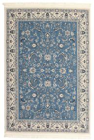 Naïn Florentine - Bleu Clair Tapis 200X300 D'orient Gris Clair/Beige/Bleu Foncé ( Turquie)