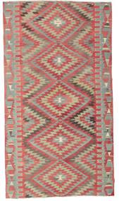 Kilim Semi-Antique Turquie Tapis 177X320 D'orient Tissé À La Main Rouille/Rouge/Marron Clair (Laine, Turquie)