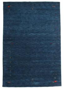 Gabbeh Loom Frame - Bleu Foncé Tapis 190X290 Moderne Bleu Foncé (Laine, Inde)