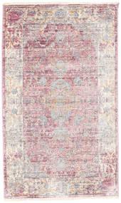 Cassia Tapis 80X140 Moderne Rose Clair/Violet Clair ( Turquie)