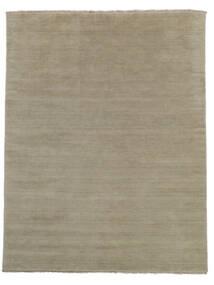 Handloom Fringes - Greige Tapis 200X250 Moderne Gris Clair (Laine, Inde)