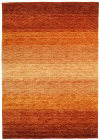 Gabbeh Rainbow - Rouille Tapis 140X200 Moderne Orange/Rouille/Rouge/Marron Clair (Laine, Inde)