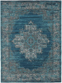 Vintage Vega - Petrol/Turquoise Tapis 160X230 Moderne Bleu Foncé/Bleu ( Turquie)