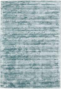 Tribeca - Bleu/Gris Tapis 160X230 Moderne Bleu Clair/Turquoise Foncé ( Inde)