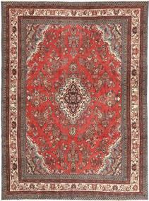 Hamadan Patina Tapis 260X350 D'orient Fait Main Rouge Foncé/Rouille/Rouge Grand (Laine, Perse/Iran)