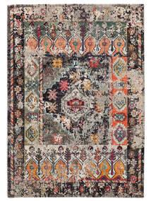 Cassiopeia - Vintage Tapis 120X170 Moderne Gris Clair/Gris Foncé ( Turquie)