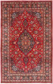 Mashad Tapis 199X317 D'orient Fait Main Rouge Foncé/Rouille/Rouge (Laine, Perse/Iran)