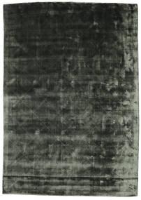 Brooklyn - Moss Green Tapis 160X230 Moderne Vert Foncé/Vert Foncé ( Inde)