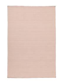 Kilim Loom - Misty Pink Tapis 200X300 Moderne Tissé À La Main Rose Clair/Violet Clair (Laine, Inde)