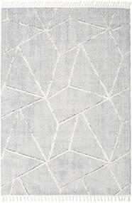 Scandic Tapis 300X400 Moderne Gris Clair/Blanc/Crème Grand ( Turquie)