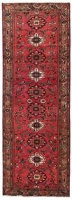 Hamadan Patina Tapis 108X318 D'orient Fait Main Tapis Couloir Rouge Foncé/Rouge (Laine, Perse/Iran)