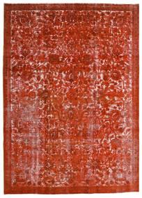 Vintage Heritage Tapis 223X313 Moderne Fait Main Orange/Rouille/Rouge (Laine, Perse/Iran)
