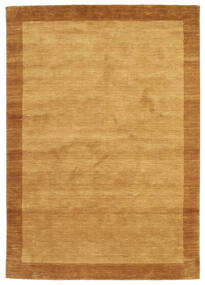 Handloom Frame - Doré Tapis 160X230 Moderne Marron Clair/Marron (Laine, Inde)
