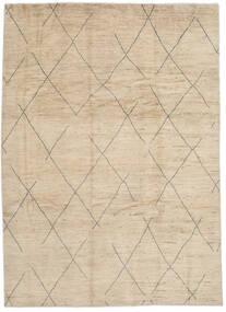 Moroccan Berber - Afghanistan Tapis 252X345 Moderne Fait Main Marron Clair Grand (Laine, Afghanistan)
