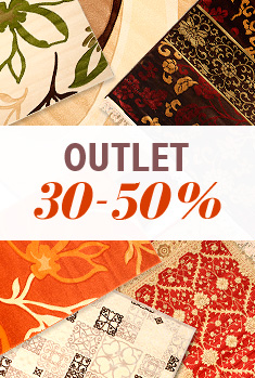 Tapis Outlet 30-50%